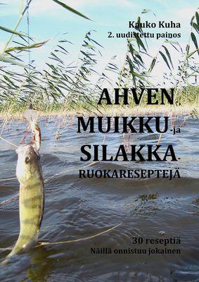 Ahven-, Muikku- ja Silakkaruokareseptejä