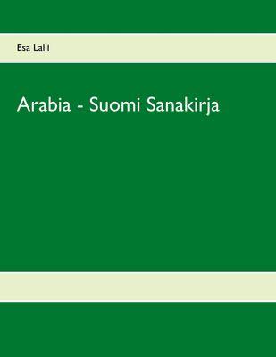 Arabia - Suomi Sanakirja