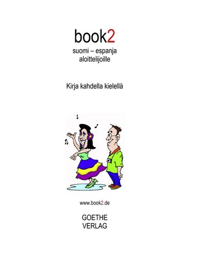 book2 suomi - espanja aloittelijoille
