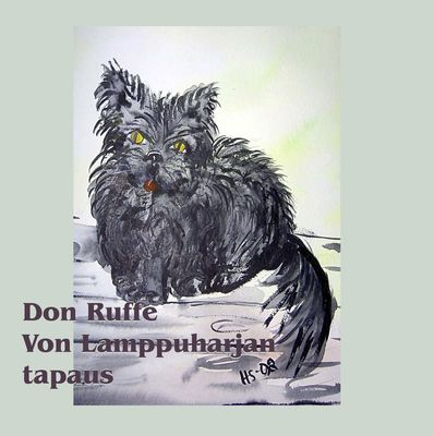 Don Ruffe Von Lamppuharjan tapaus