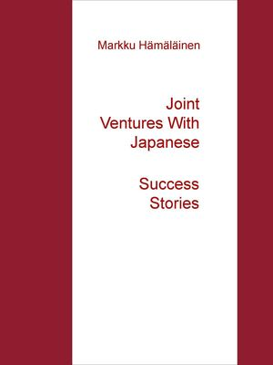 Joint Ventures With Japanese