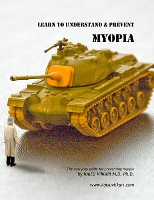 Learn to Understand & Prevent Myopia