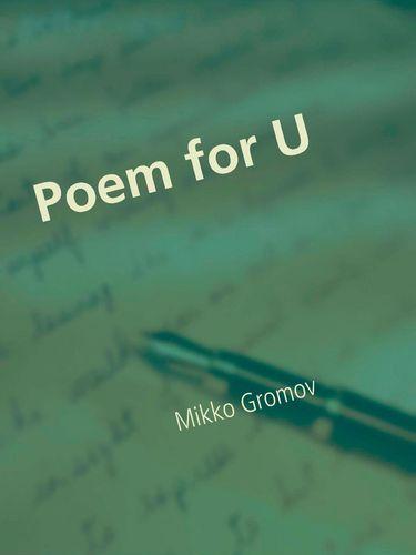 Poem for U