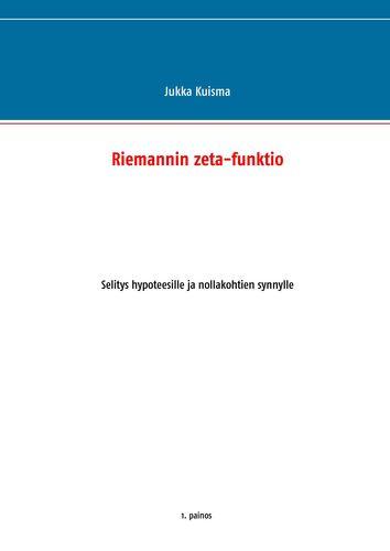 Riemannin zeta-funktio