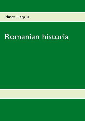Romanian historia
