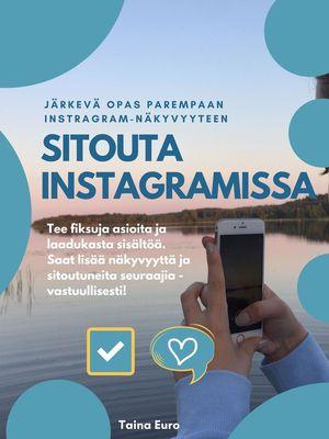 Sitouta Instagramissa