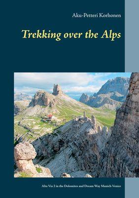 TREKKING OVER THE ALPS