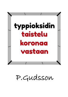 Typpioksidin taistelu koronaa vastaan