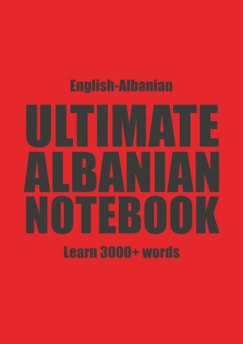 Ultimate Albanian Notebook