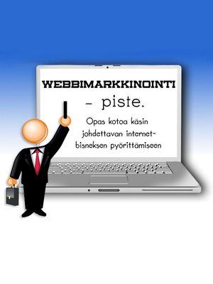Webbimarkkinointi - piste.