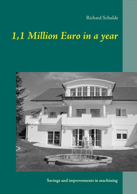 1,1 Million Euro in a year
