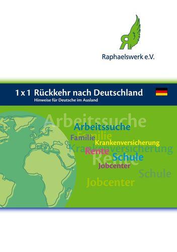 1 x 1 Rückkehr nach Deutschland