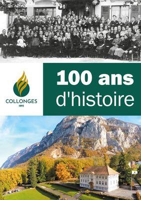 100 ans d'histoire
