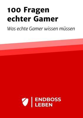 100 Fragen echter Gamer