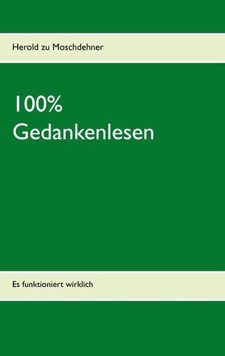100% Gedankenlesen