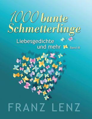 1000 bunte Schmetterlinge - II