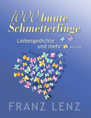 1000 bunte Schmetterlinge - III
