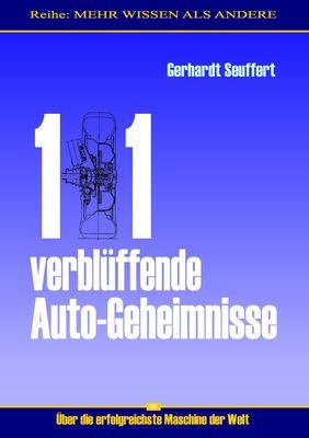 101 verblüffende Auto-Geheimnisse