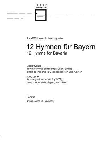 12 Hymnen für Bayern
