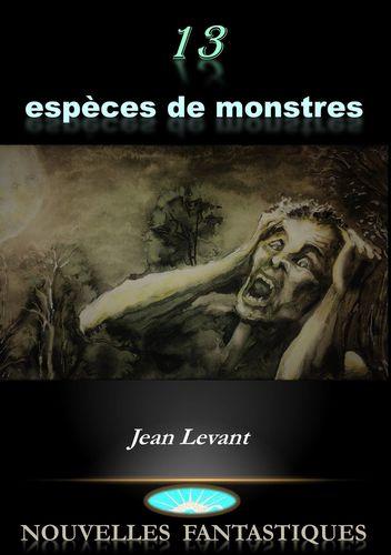 13 espèces de monstres
