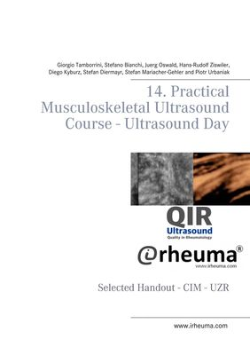 14. Practical Musculoskeletal Ultrasound Course - Ultrasound Day