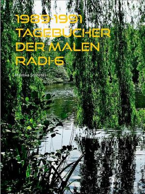 1989-1991 Tagebücher der Malen Radi-6