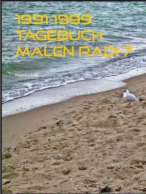 1991-1999 Tagebuch Malen Radi-7