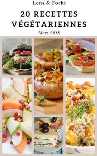 20 recettes végétariennes