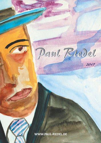 2017 Kunstkatalog Paul Riedel