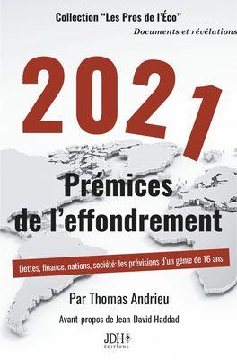2021 Prémices de l'effondrement