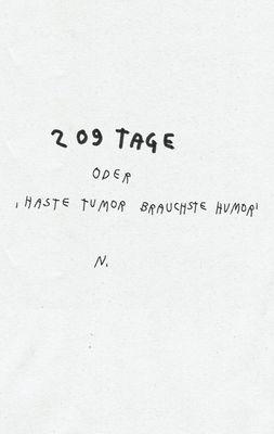 209 Tage