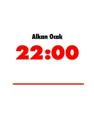 22 Uhr