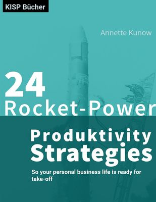 24 Rocket Power Productivity Strategies