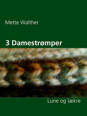 3 Damestrømper