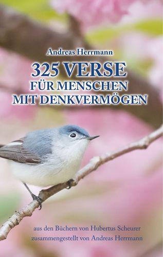 325 Verse für Menschen mit Denkvermögen