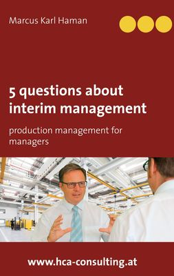 5 questions about interim management