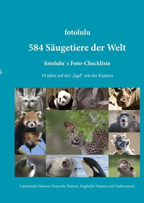 584 Säugetiere der Welt