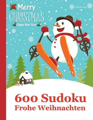 600 Sudoku - Frohe Weihnachten