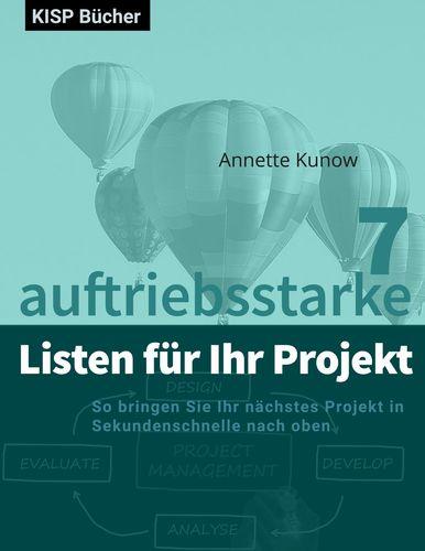 7 auftriebsstarke Listen für Ihr Projekt