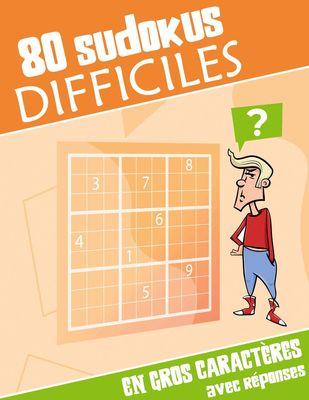 80 sudokus difficiles