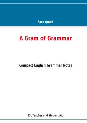 A Gram of Grammar