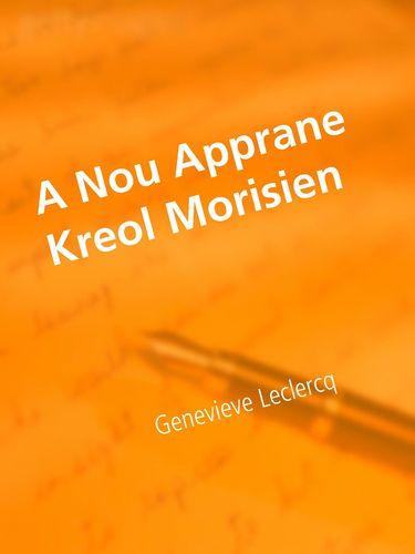 A Nou Apprane Kreol Morisien