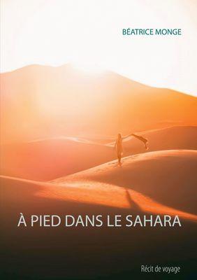 À PIED DANS LE SAHARA