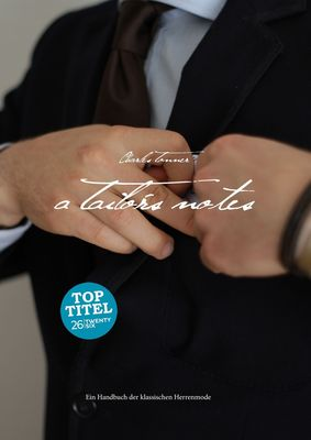 A Tailor's Notes