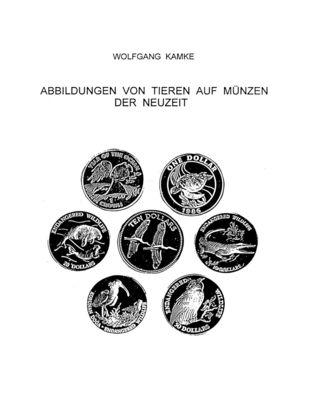 Abbildungen von Tieren auf Münzen der Neuzeit