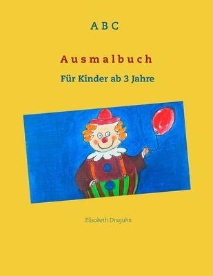 ABC Ausmalbuch