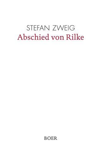 Abschied von Rilke