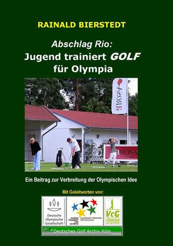 Abschlag Rio: Jugend trainiert GOLF für Olympia