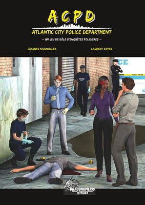 ACPD - Atlantic City Police Department