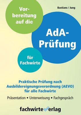 AdA-Prüfung für Fachwirte